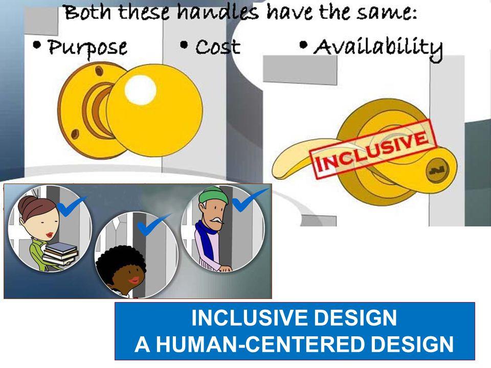 A HUMAN-CENTERED DESIGN