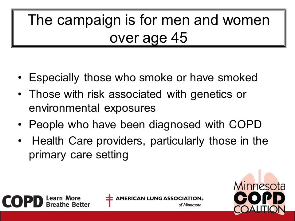 Why should we learn more about COPD?