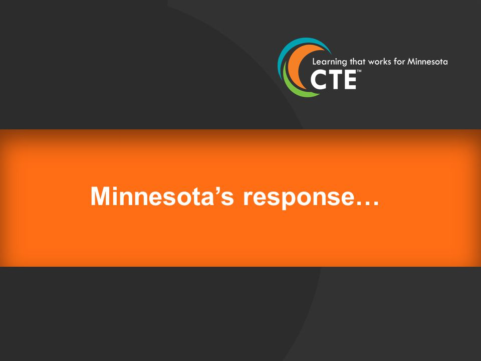 MN changed its definition of a local recipient.