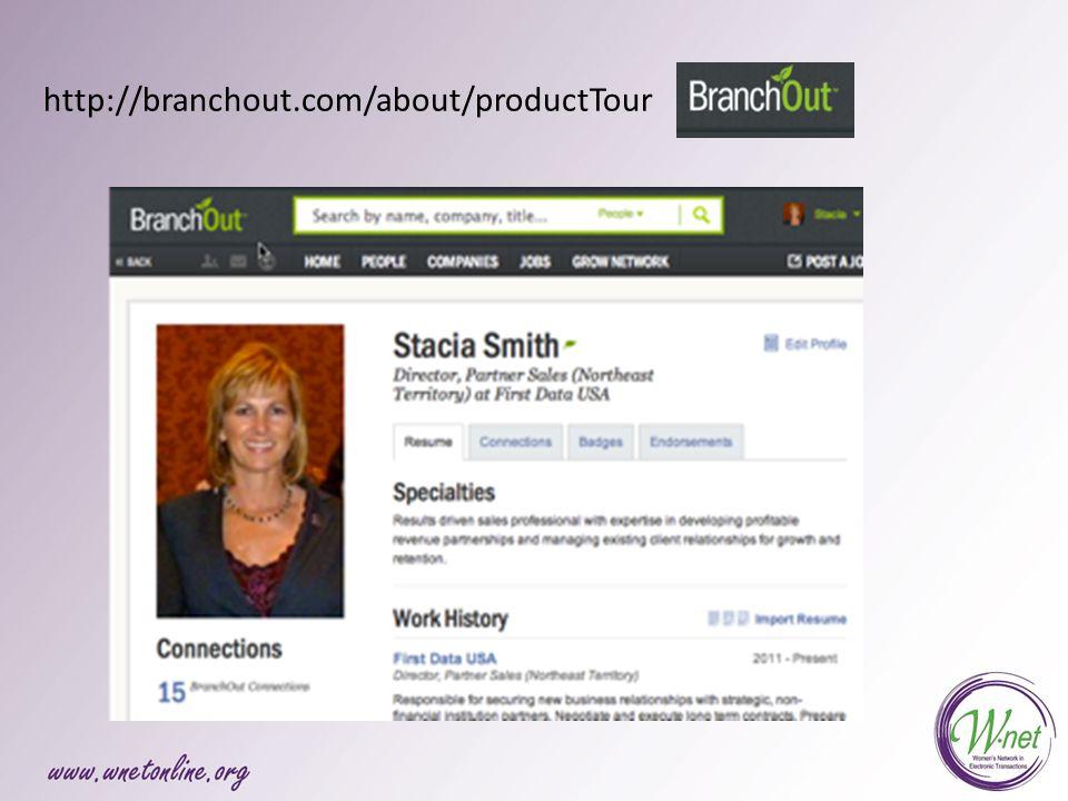 http://branchout.com/about/productTour