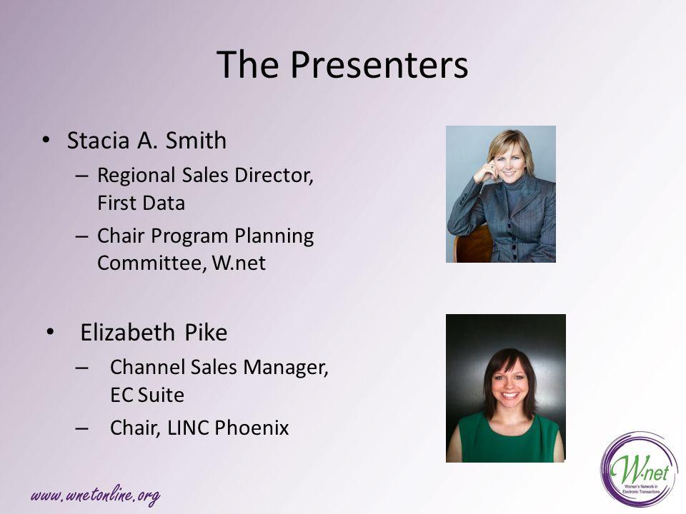 The Presenters Stacia A.