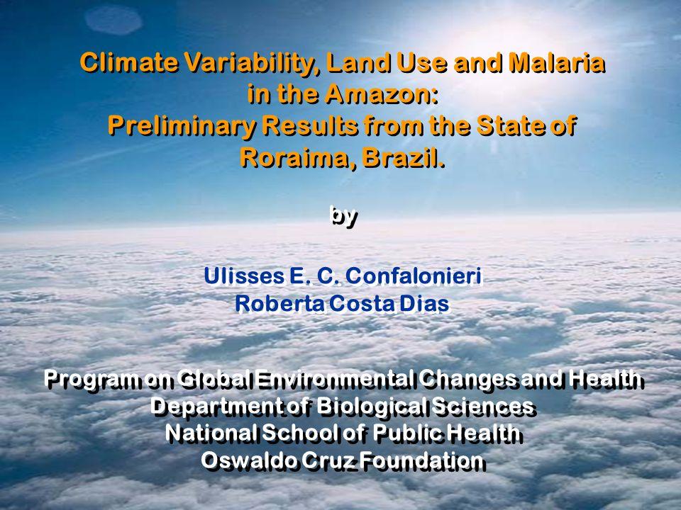 Ulisses E. C. Confalonieri Roberta Costa Dias Ulisses E.