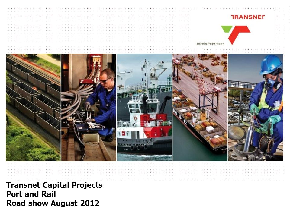 2PAGE Transnet Capital Projects Project Execution Streams as approved at June 2012 TCP Exco Programme Description High-level Projects included in the Programme Approximate 7 year capital programme cashflow Approximate 2012-2014 capital programme cashflow Stream 1 Swaziland Link Phalaborwa Line Port of Richardsbay Swaziland Link Phalaborwa Line Port of Richardsbay FEL-3 - for Swaziland Link Prepare for construction for Swaziland Link FEL-1 & 2 - Phalaborwa, Coking Coal, Tuli Block, Magnatite Pallets Expansion of Port of Richardsbay FEL-3 - for Swaziland Link Prepare for construction for Swaziland Link FEL-1 & 2 - Phalaborwa, Coking Coal, Tuli Block, Magnatite Pallets Expansion of Port of Richardsbay R19.07 Billion R2.2234 Billion Stream 2 81mtpa and 96mtpa Export Coal 32 Eskom Road to Rail Waterberg 71mtpa Export coal 81mtpa and 96mtpa Export Coal 32 Eskom Road to Rail Waterberg 71mtpa Export coal 81mtpa - execution Complete balance of 71mtpa business case FEL 2 & 3 - Eskom 32 Majuba Line – execution Waterberg 81mtpa - execution Complete balance of 71mtpa business case FEL 2 & 3 - Eskom 32 Majuba Line – execution Waterberg R15.899 Billion R2.083 Billion Stream 3 Central / Gauteng Maputo link National TFR projects and Engineering support Central / Gauteng Maputo link National TFR projects and Engineering support City Deep - execution Gauteng projects Signal/OHTE National projects Equipment City Deep - execution Gauteng projects Signal/OHTE National projects Equipment R7.136 Billion R1.599 Billion Execution Model TCP Owner's team with EPCM service provider and in-house EPCM team TCP Owner's team with EPCM service provider and TCP in-house EPCM