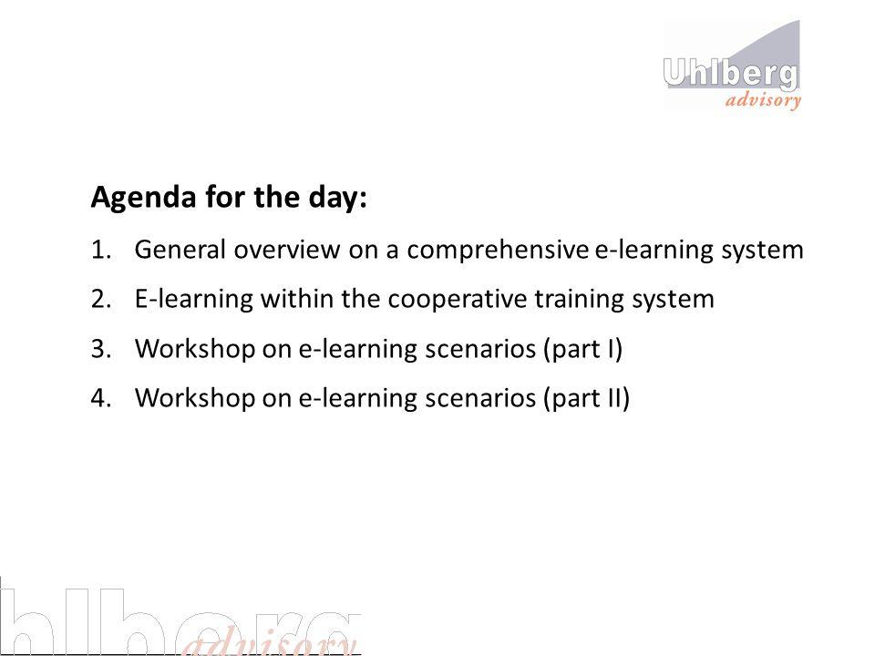 Company Presentation of Uhlberg Advisory