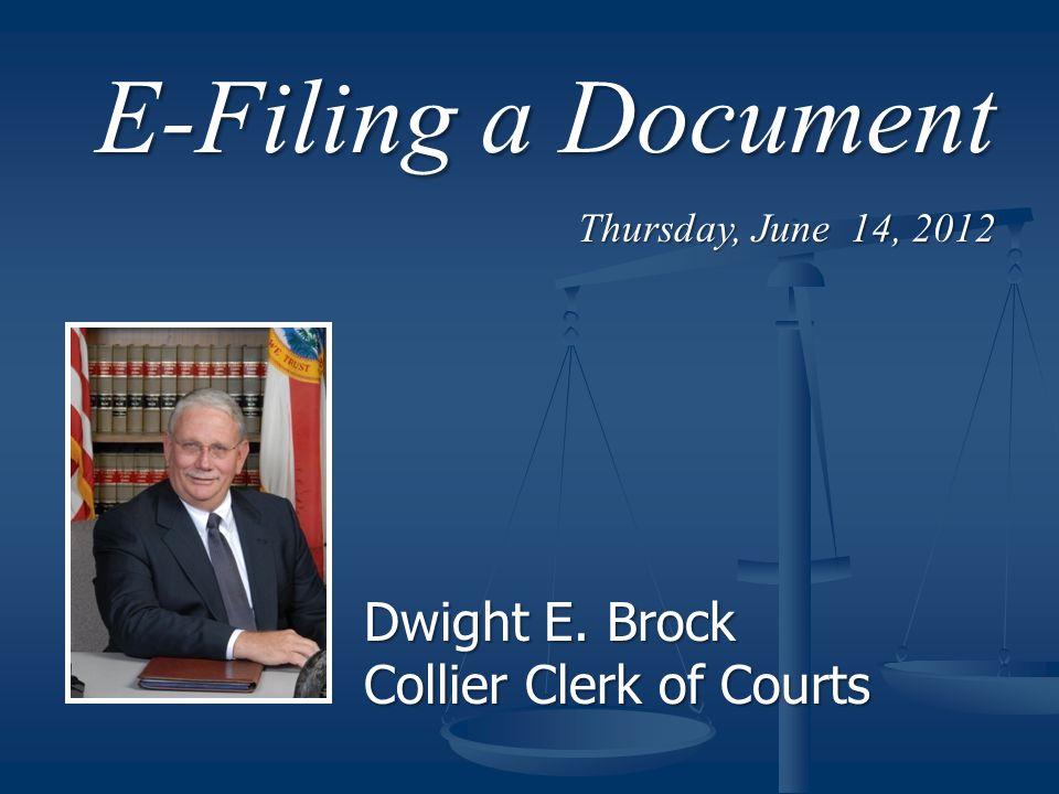 22 Full eFiling (Civil) New Case – Document Type