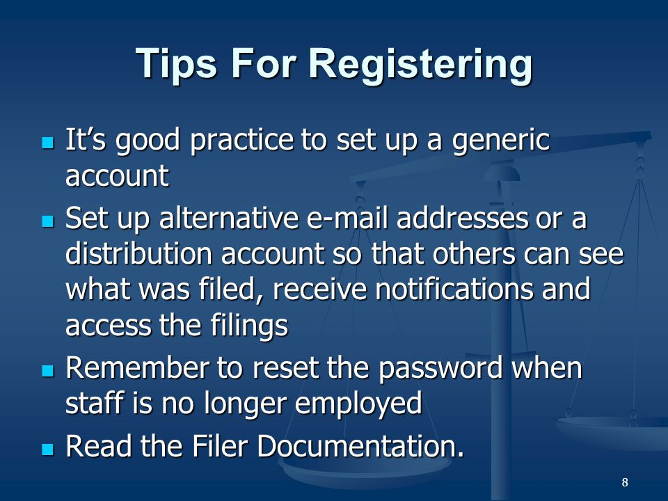 19 Full eFiling (Civil) New Case – Enter Civil Info