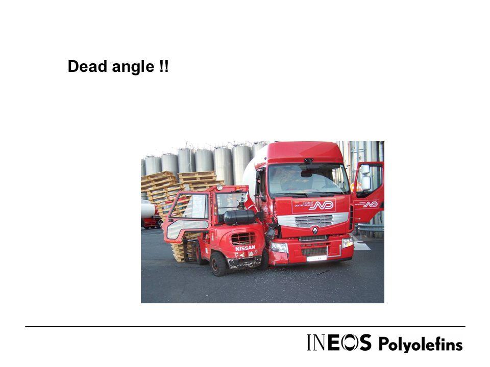 Dead angle !!