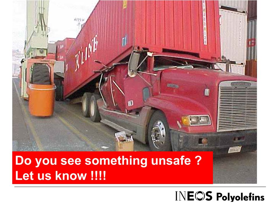 Do you see something unsafe Let us know !!!!