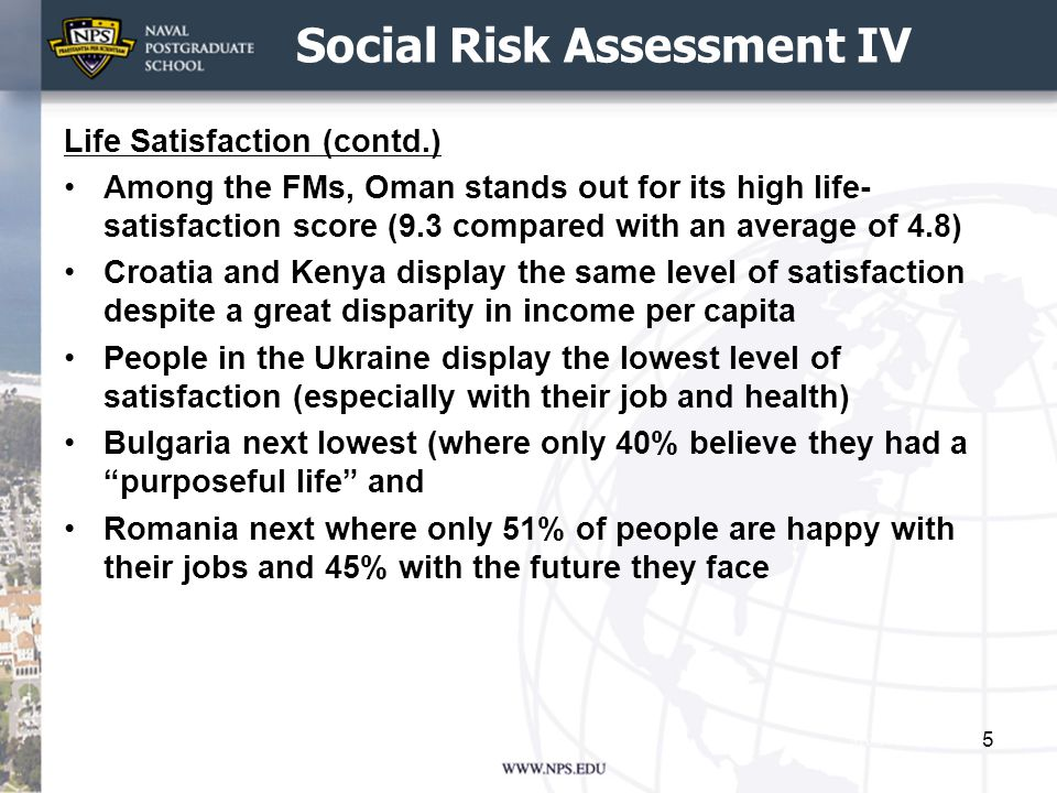 Relatively High Discrimination Against Minorities (0 weak, 10 strong) 6