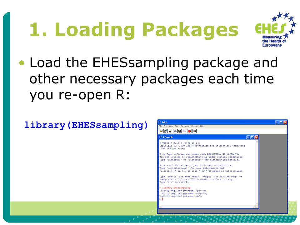 7 2. Reading External Files Open a new script by selecting File and New script
