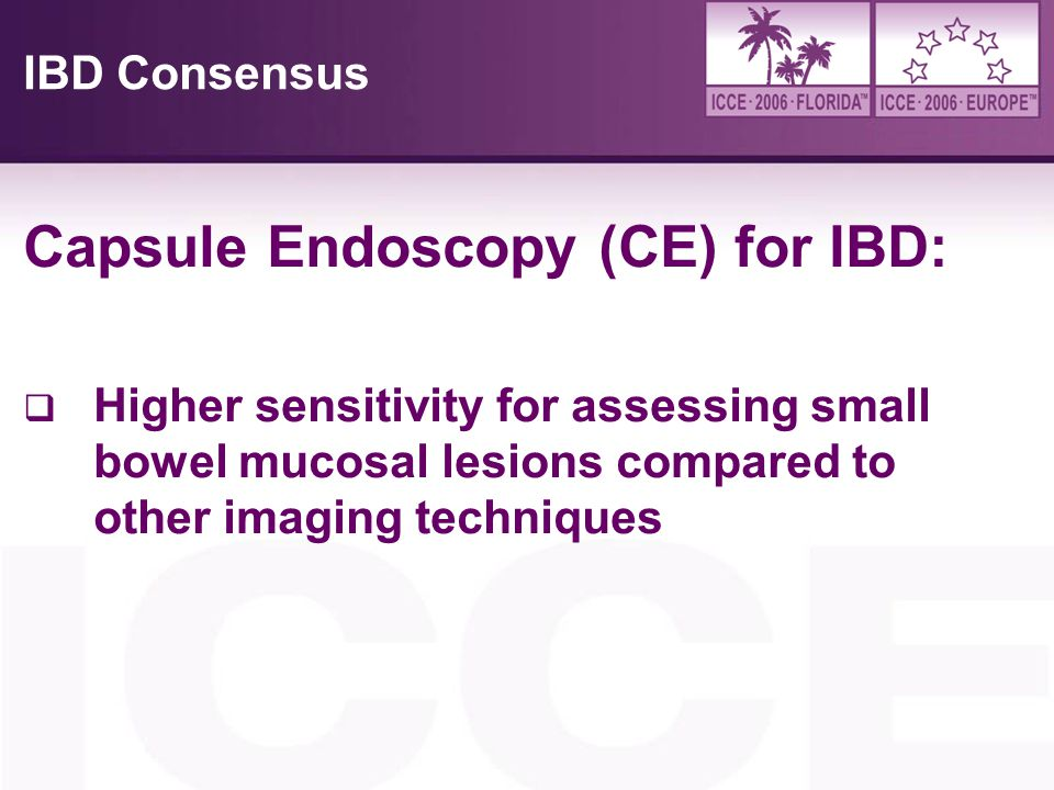  31 patients with IC and known serology  CE and serology equally sensitive (61%).