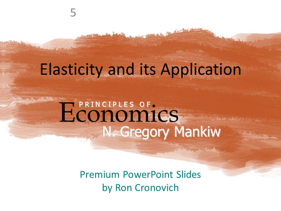 ELASTICITY AND ITS APPLICATION 2 Calculating Percentage Changes So, we instead use the midpoint method: end value – start value midpoint x 100%  The midpoint is the number halfway between the start & end values, the average of those values.