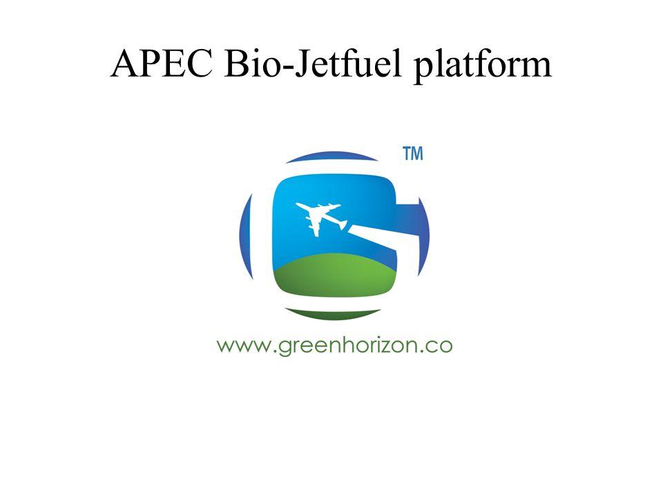 APEC Bio-Jetfuel platform