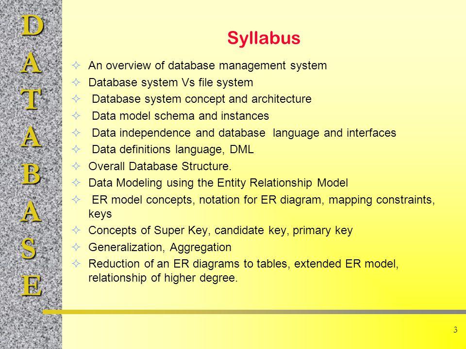 DATABASE 34 Advantages of Database Approach  Minimal data redundancy.