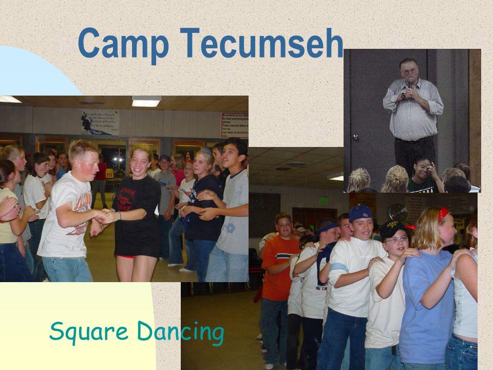 Camp Tecumseh Square Dancing