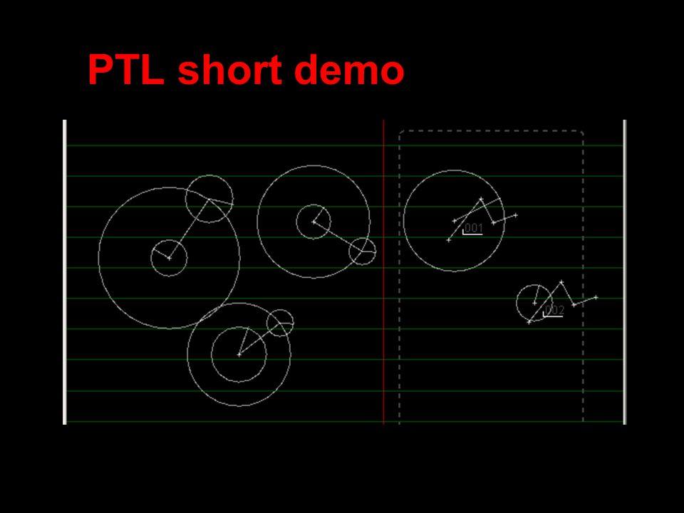 PTL short demo