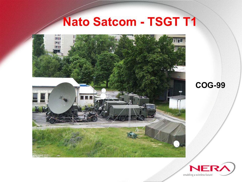 Nato Satcom - TSGT T1 COG-99