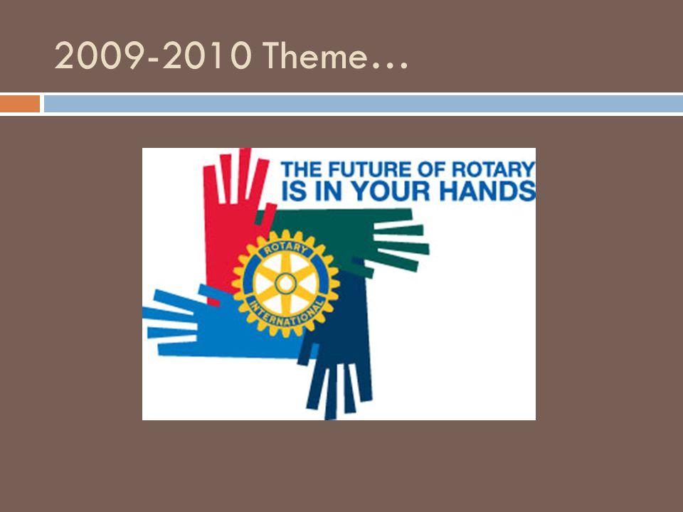 2009-2010 Theme…