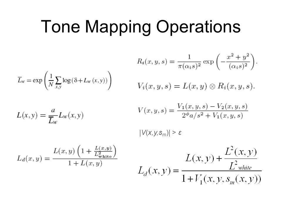 Adjust for Chrominance C =sqrt( (x-1/3)2 +(y-1/3)2 ) From last slide: