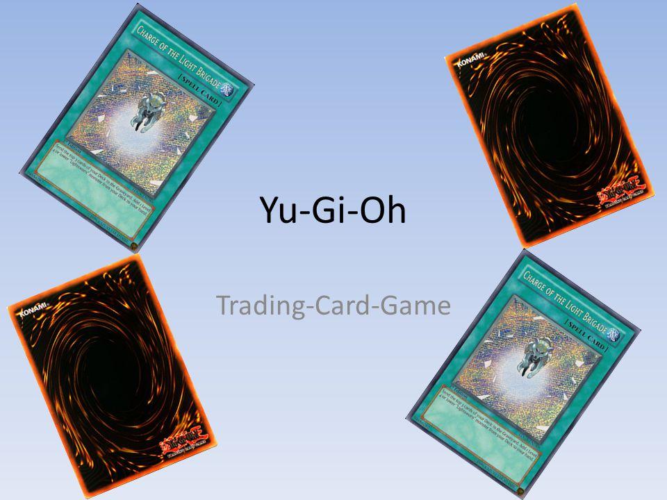 Yu-Gi-Oh Trading-Card-Game