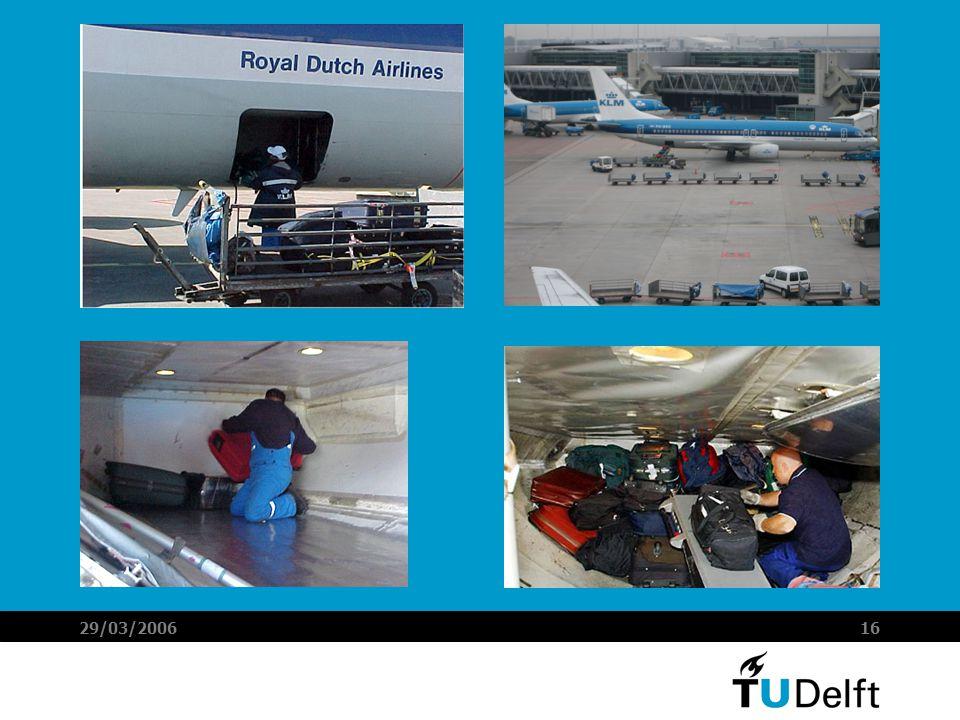 29/03/200617 Bagloader (+/- 1960) Conveyor to the plane (Arlanda 1992)