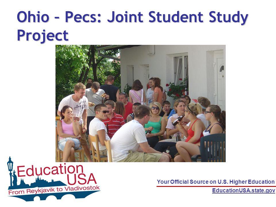 Your Official Source on U.S. Higher Education EducationUSA.state.gov Flinn Scholars Program