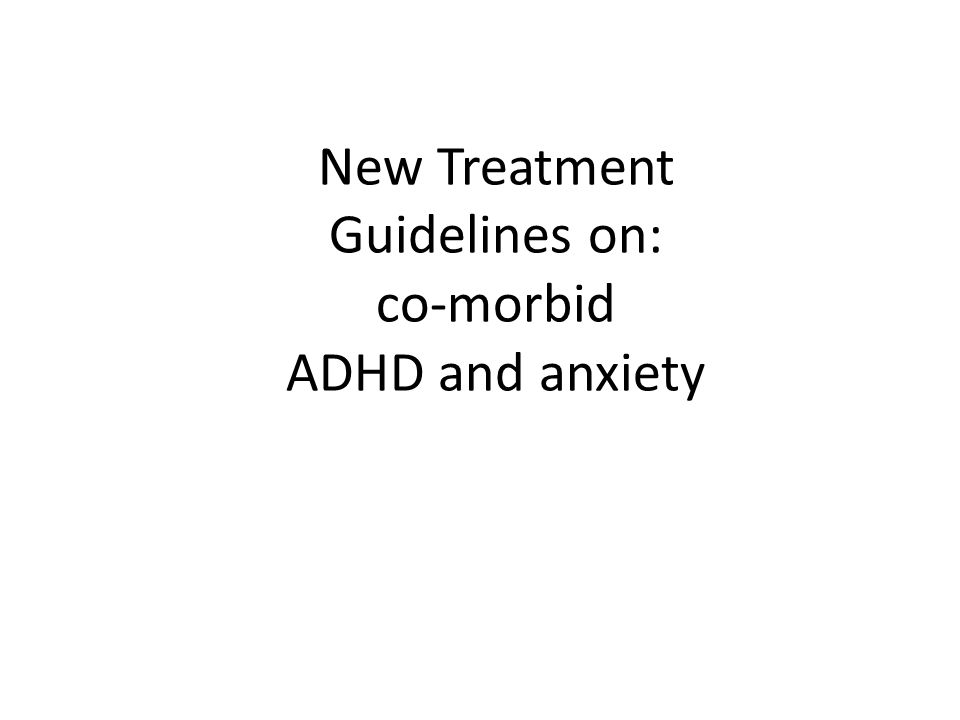 ADHD Algorithm (Barbara Coffee, Harvard, 2002) Stimulant Trials (x 3) Stimulant Trials (x 3) Antidepressant Antidepressant Alternative Antidepressant Alternative Antidepressant Alpha-2 agonist Alpha-2 agonist Combination of the above Combination of the above