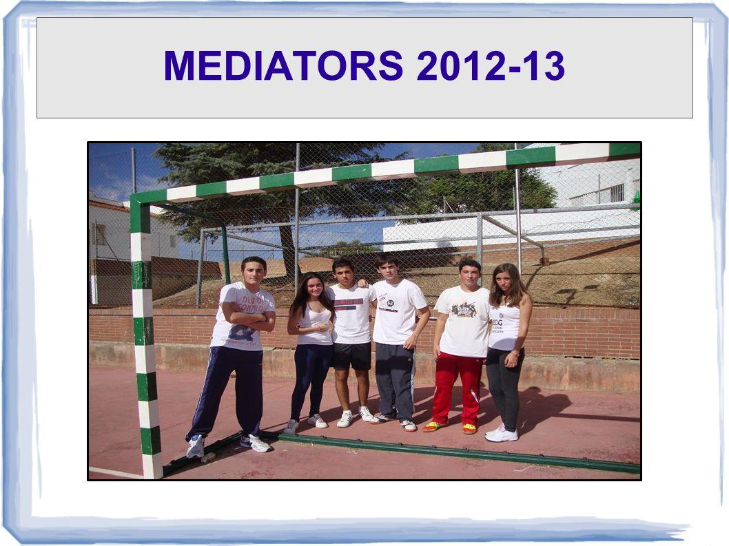 MEDIATORS 2012-13