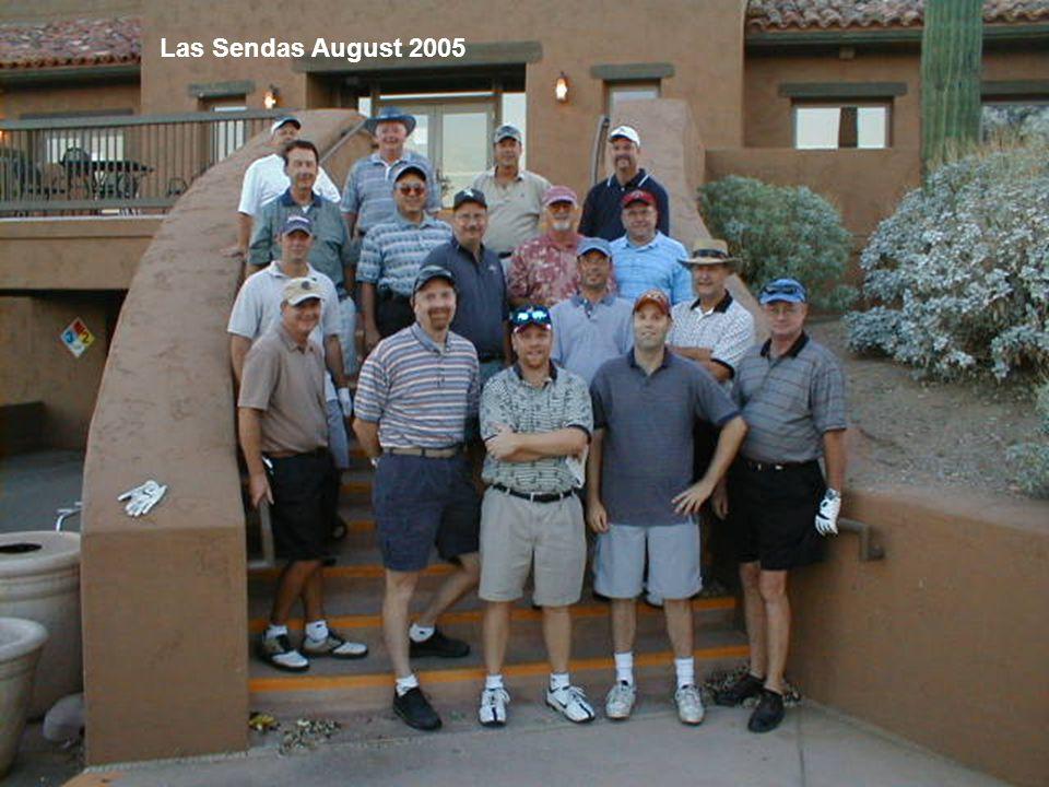 Las Sendas August 2005