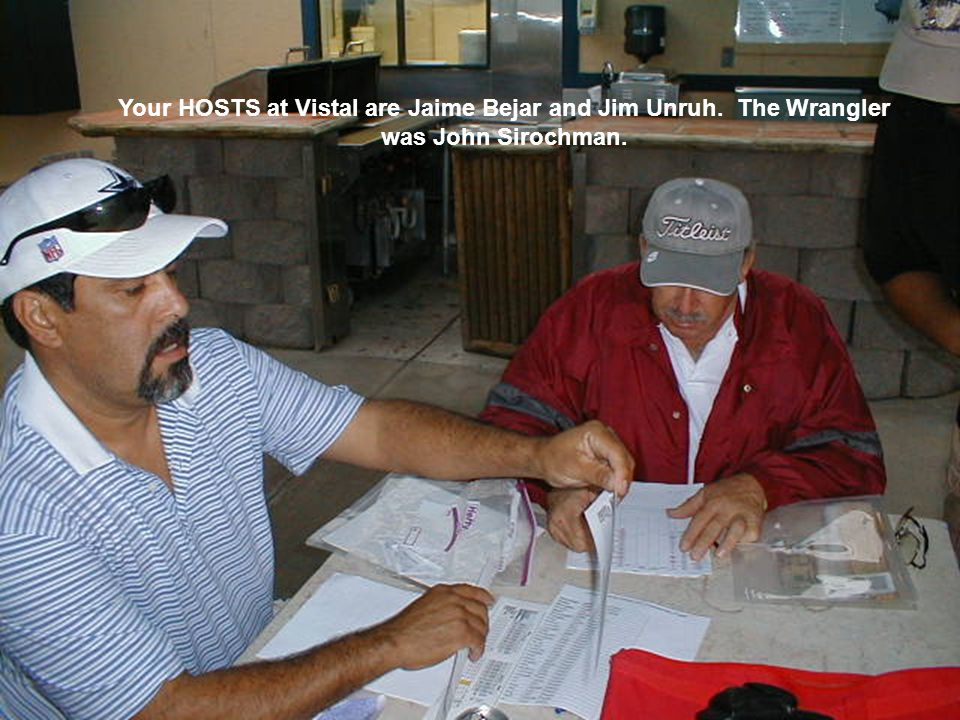 Vistal - August 2009 Low gross was Cec Morris and low net was Mickey Schwartz.