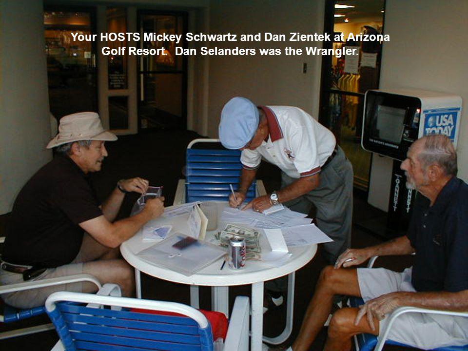 Arizona Golf Resort - September 2009 Cec Morris was low gross and Gary Geersen was low net.