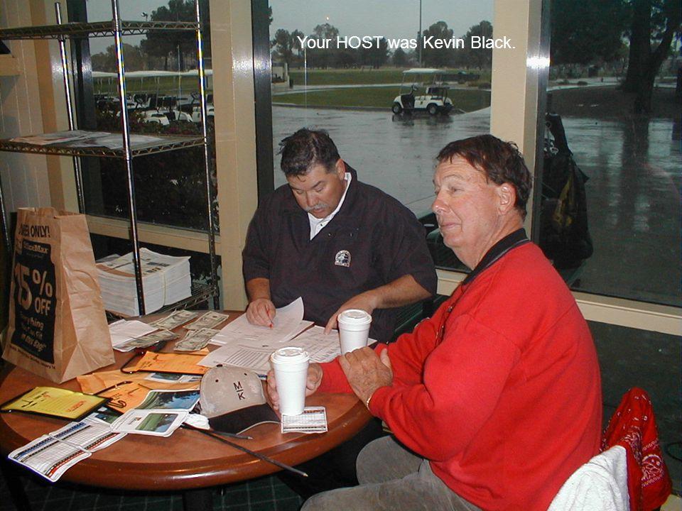 Tom Dugan won low gross and Jerry Erickson won low net