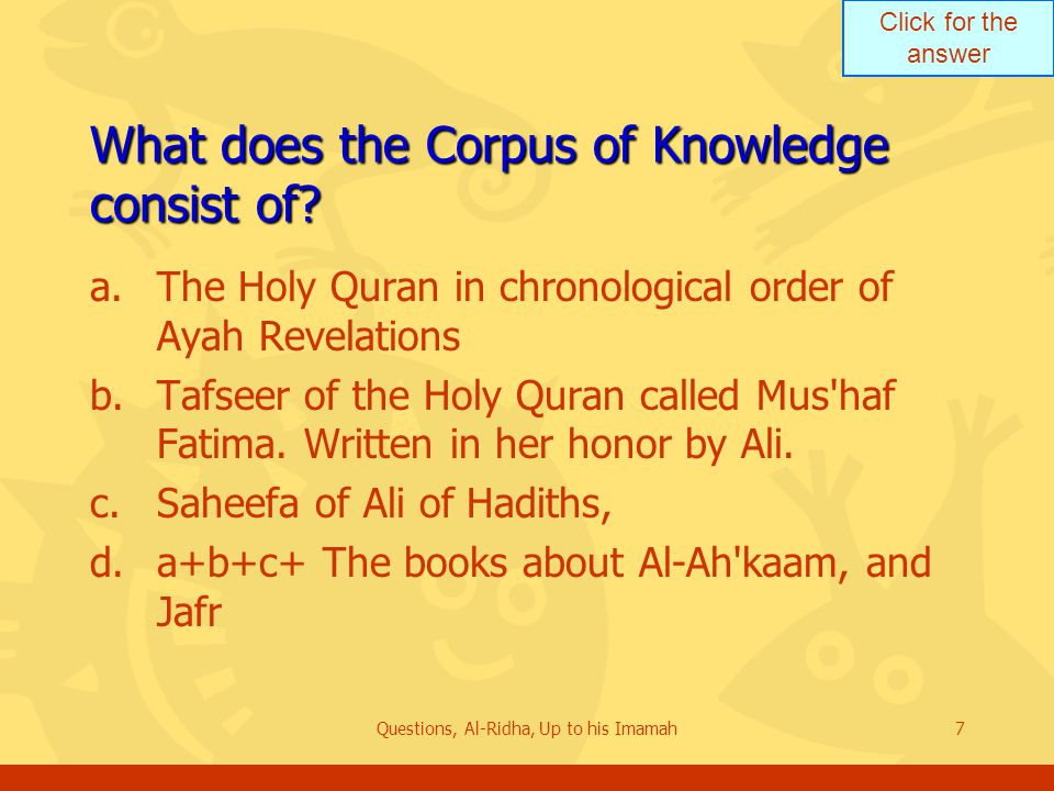Click for the answer Questions, Al-Ridha, Up to his Imamah8 Enumerate some measures Khalifa Al- Mansoor undertook against Ahlul Bayt.