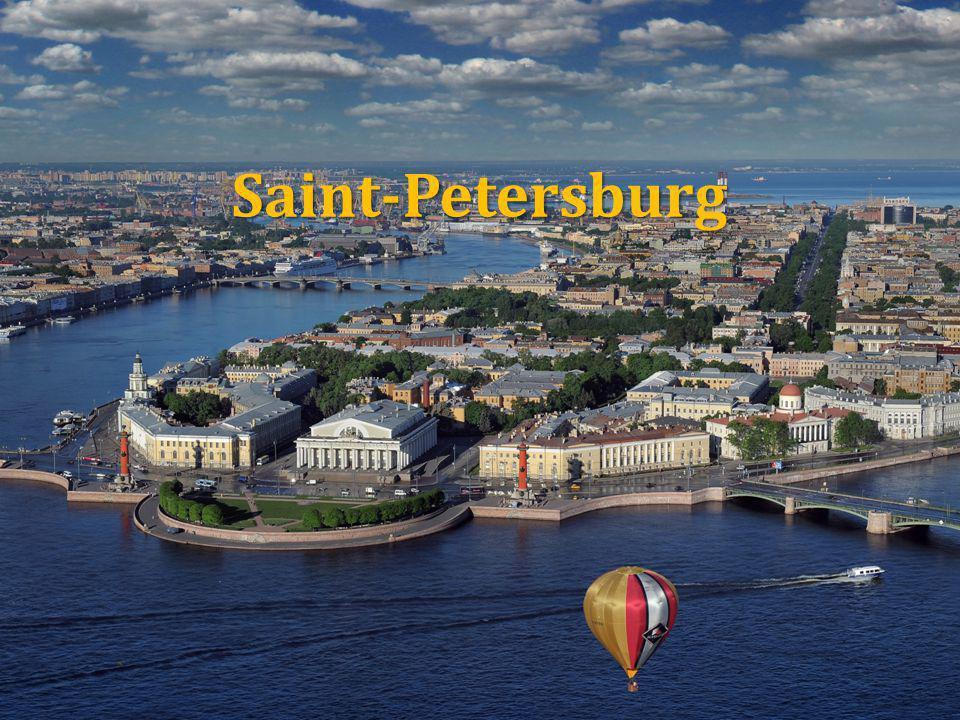 Saint-Petersburg Saint-Petersburg