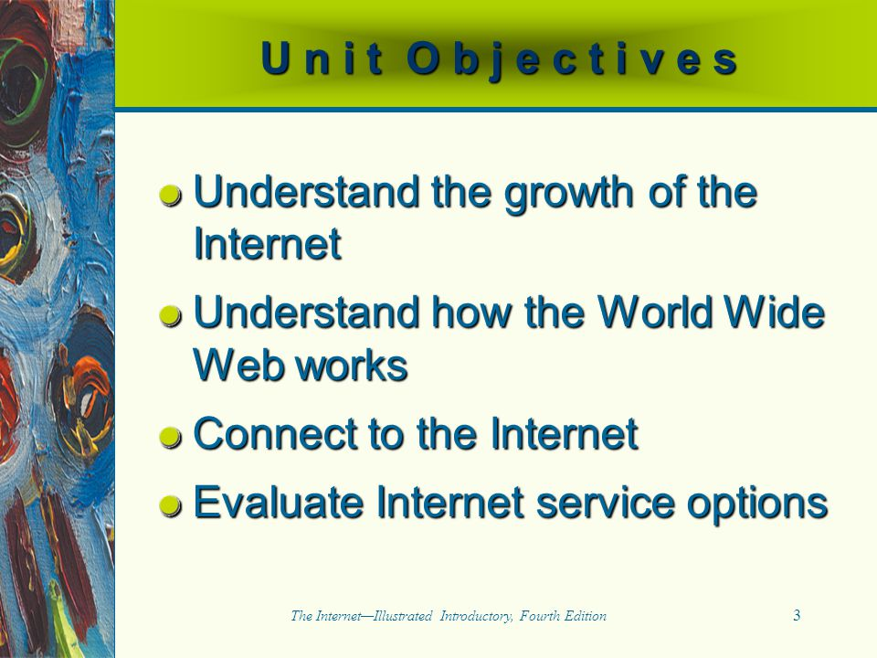 14 The Internet—Illustrated Introductory, Fourth Edition Understand the Growth of the Internet 1990s   In 1991, the NSF began implementing plans to privatize much of the Internet via Internet hosts.