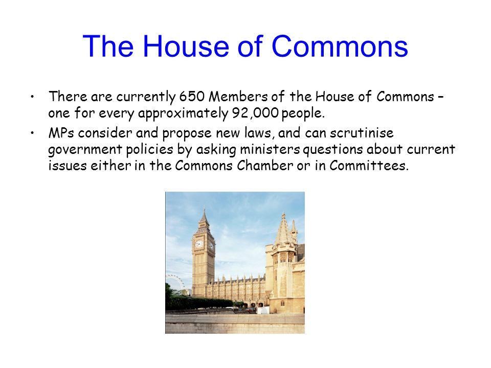 Parliament: lawmaking...