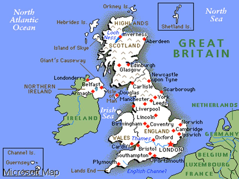 London is the capital of the United Kingdom of Great Britain and Northern Ireland.