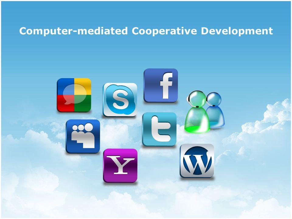 Computer-mediated Cooperative Development
