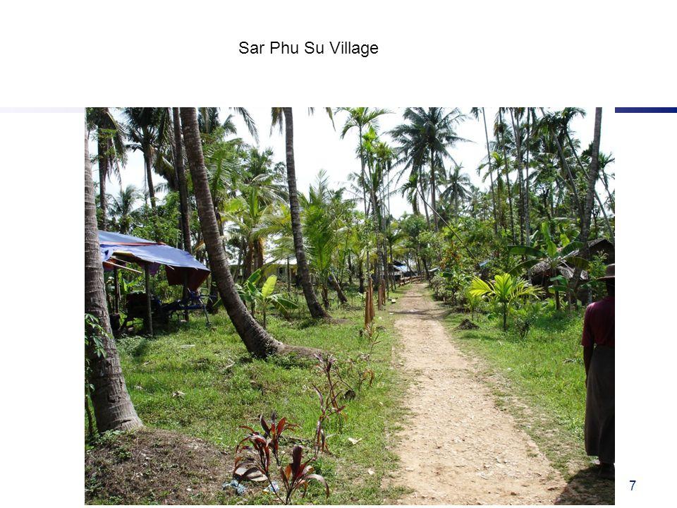8 Bogalay Township: RTE Team Itinerary