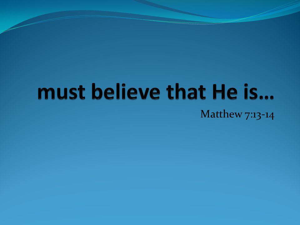 Seek God Hebrews 11:6…He that cometh to God…rewarder of them that diligently seek Him.