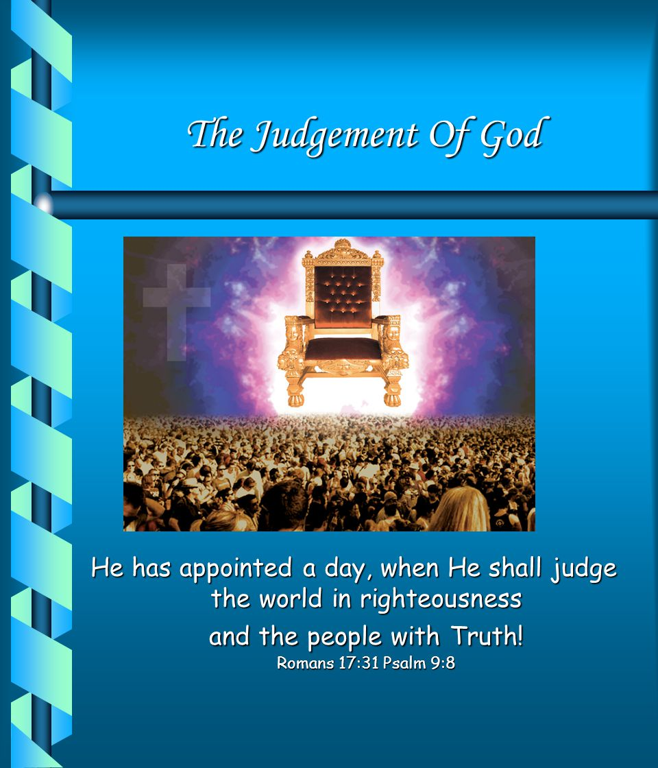 Oh the depth of the Wisdom and knowledge of God! How unsearchable His judgements and His paths beyond tracing out Romans 11:33 God Is All Wise!