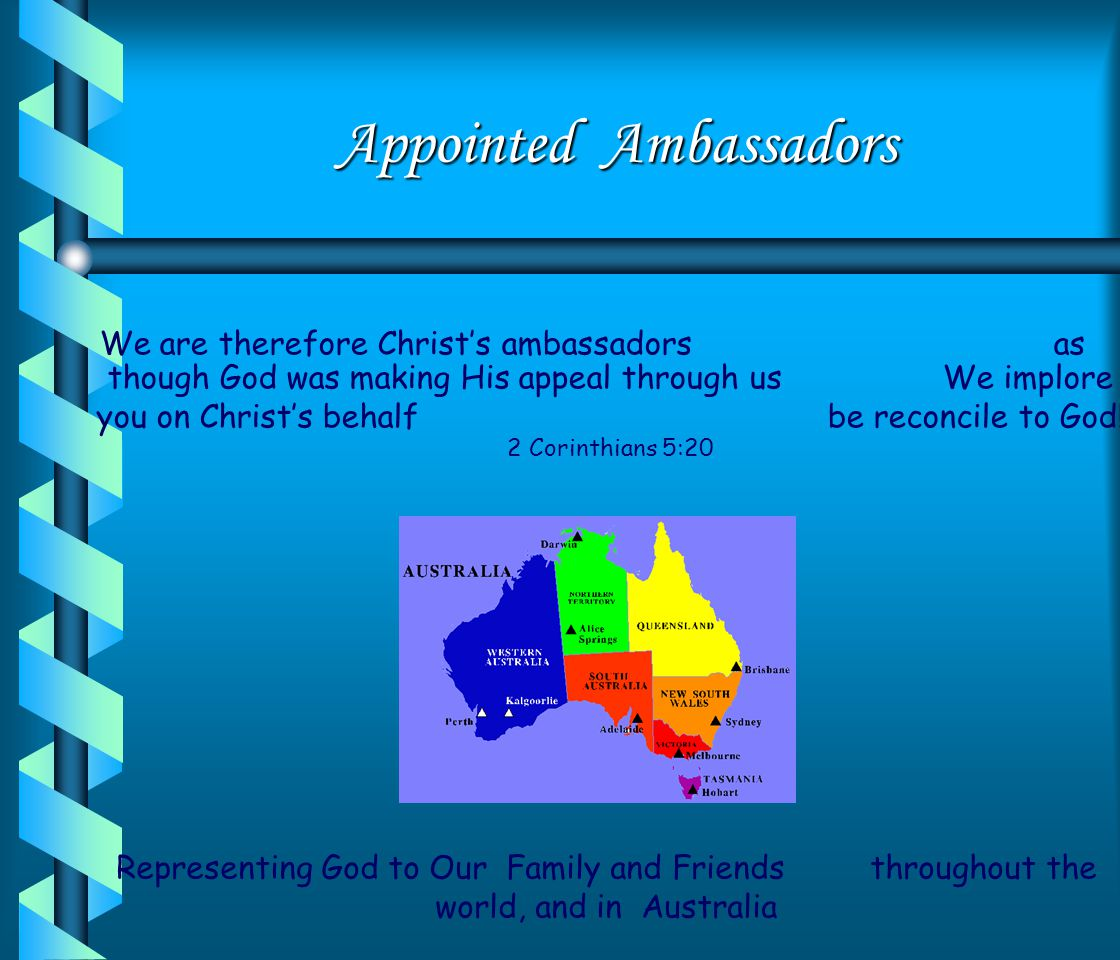 Commissioned Priests Present yourselves before God workmen not ashamed rightly handling the Word of Truth 2 Timothy 2:15 You are a chosen people, a royal priesthood, a holy nation, a people belonging to God, that you might declare the praises of Him, who called you out of darkness into His wonderful light.