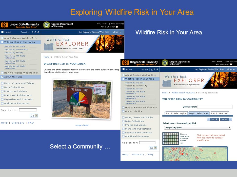 Mitchel City community has a rating of high risk