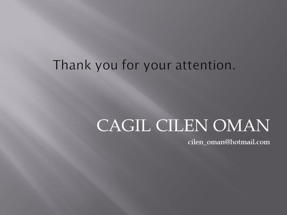CAGIL CILEN OMAN cilen_oman@hotmail.com