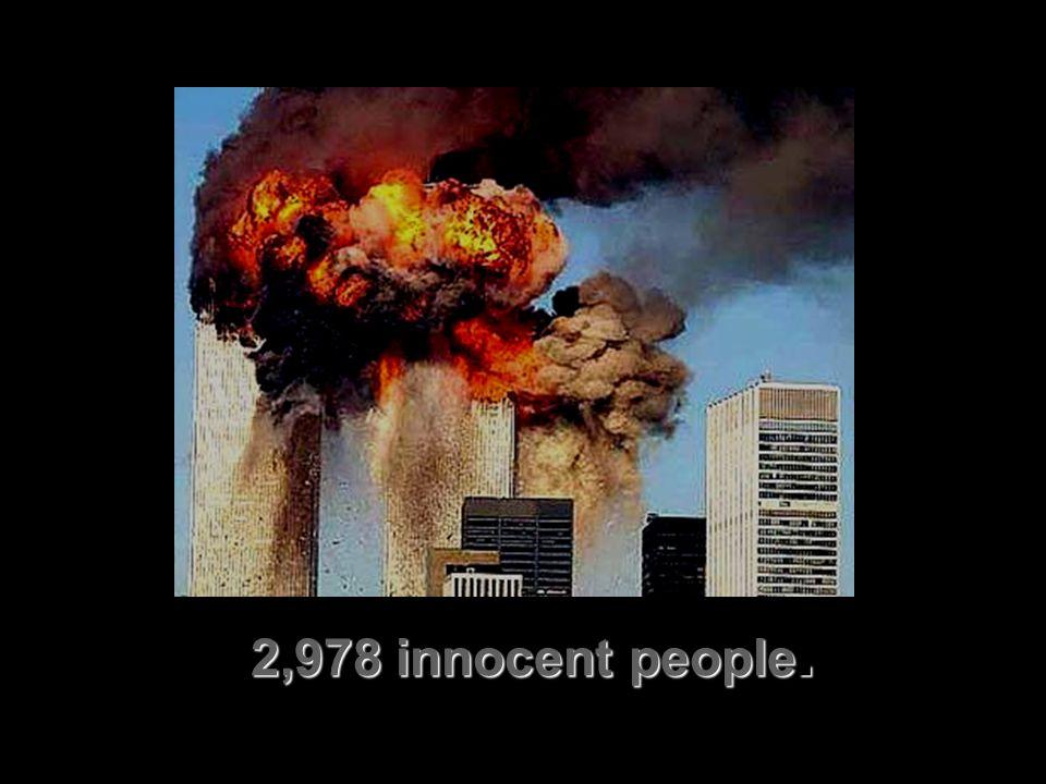 On 11 th September, 2001