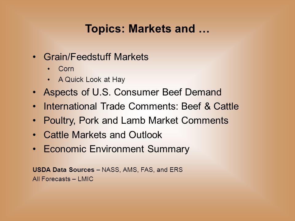 Grain/Feedstuffs