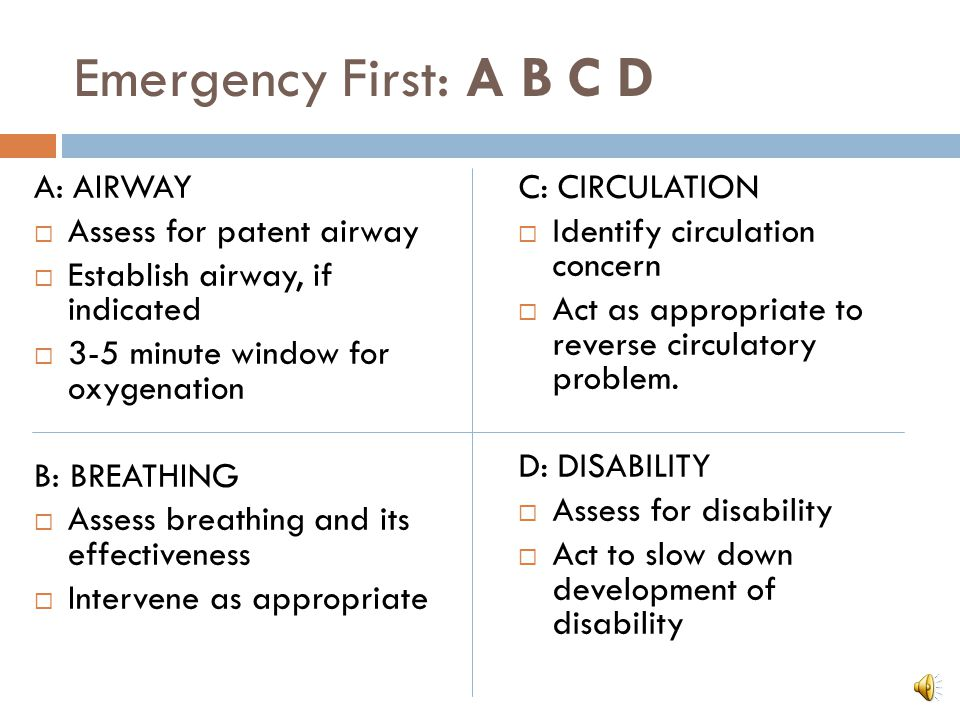 Ways to base the prioritization  Emergency first: ABCD  Respond to trends vs. isolated findings  Actual before potential  Systemic before local 