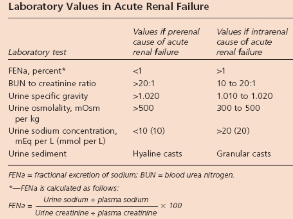 ACUTE FATTY LIVER OF PREGNANCY Associated with acute renal failure in up to 60 percent of cases.