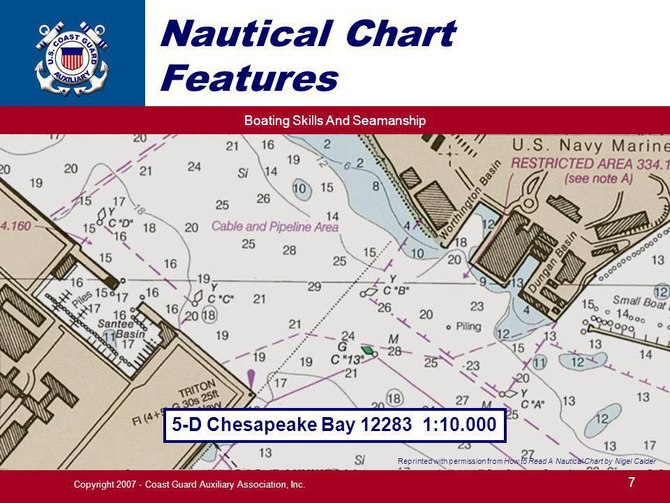 Boating Skills And Seamanship 18 Copyright 2007 - Coast Guard Auxiliary Association, Inc.