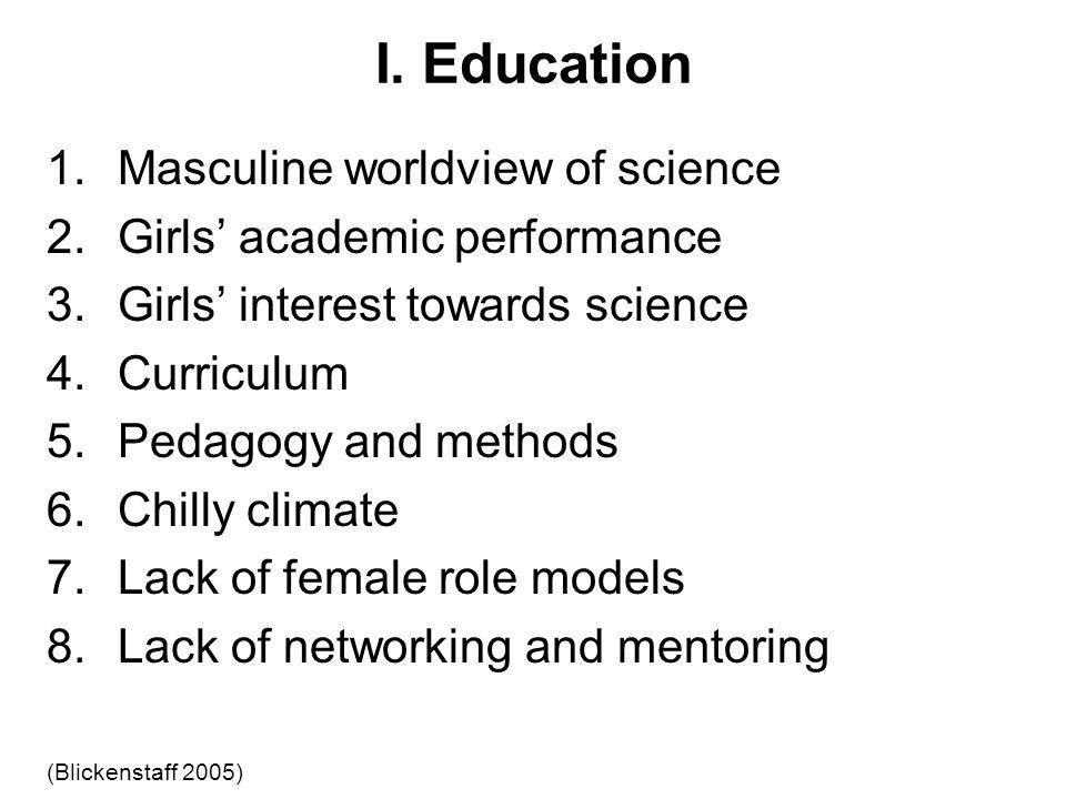 Nők aránya a K+F-ben (Mo) (%) 20082011 Műszaki tudományok - államháztartási34,136,0 - felsőoktatási18,219,4 - vállalkozási23,620,9 összesen 22,621,3 Természettudományok - államháztartási29,230,9 - felsőoktatási24,325,6 - vállalkozási14,415,4 összesen 22,523,1 Többi tudományterület 43,343,9 MINDÖSSZESEN 33,031,7 Forrás: KSH